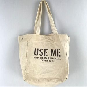 Kenneth Cole |  Use Me Again Eco-Friendly Tote Bag